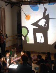 Shadow Puppet Theatre1